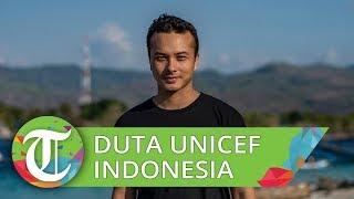 Jadi Duta UNICEF Indonesia, Nicholas Saputra Janji Tak Tinggalkan Akting