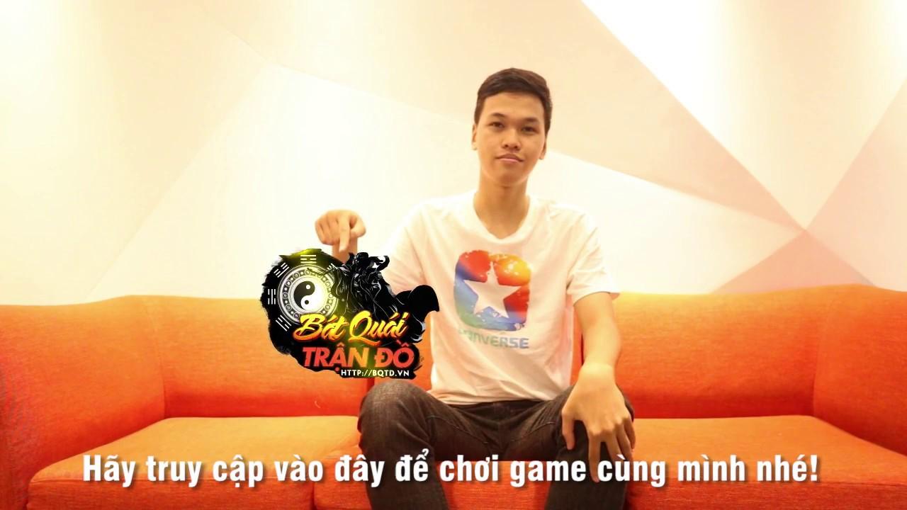 Chimsedinang trở thành đại sứ hình ảnh cho game Bát Quái Trận Đồ
