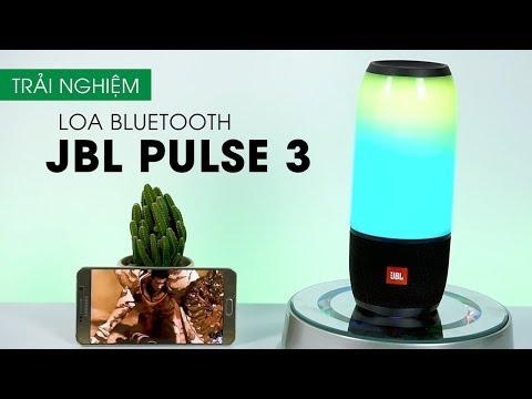 """Đánh giá loa JBL Pulse 3: Khi """"họa mi hót trong mưa"""""""