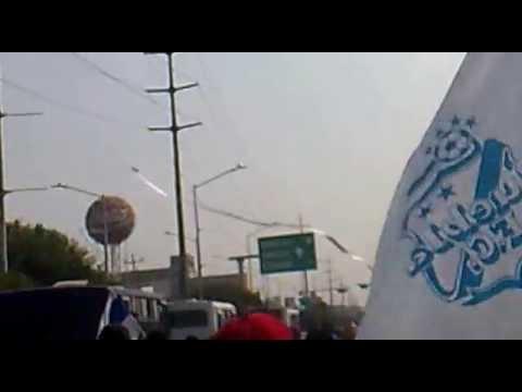 """""""marcha de los malkriados puebla f.c"""" Barra: Malkriados • Club: Puebla Fútbol Club"""