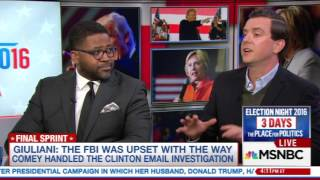 Phillip Discusses How the Narratives are Affecting Turnout, 4 Days From Election Day | MSNBC