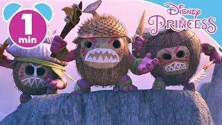 Moana | Meet The Kakamora! | Disney Junior UK