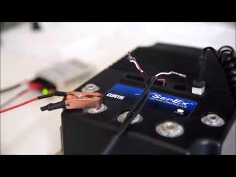 Curtis DC Motor Controller- 1244-5461