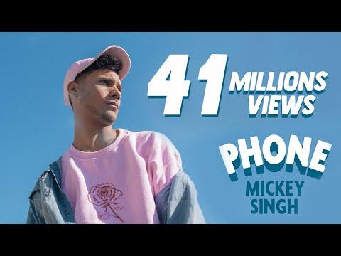 Phone  Mickey Singh