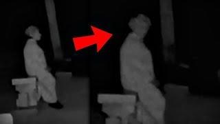 5 Scary Videos of Ghost Sightings