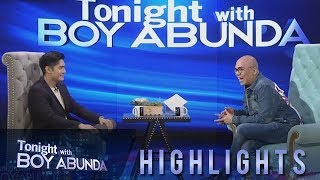 TWBA: Robi Domingo talks about his recent hosting stint with his ex-girlfriend Gretchen Ho