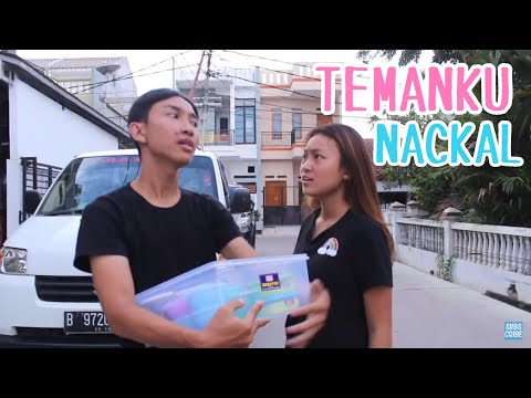 TEMANKU NACKAL- last episode  (Short movie)