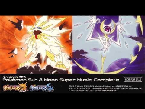 Route 6 [BW2] - Pokémon Sun & Moon / ΩRαS Unofficial Music - Alpha