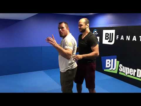 Full Nelson Defense by Dean Lister