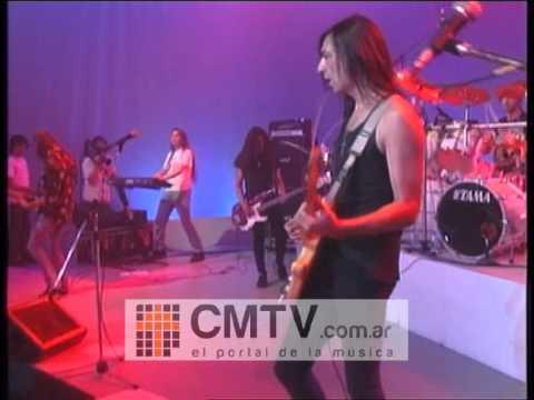 Rata Blanca video Instrumental Walter Giardino - CM Vivo 1996