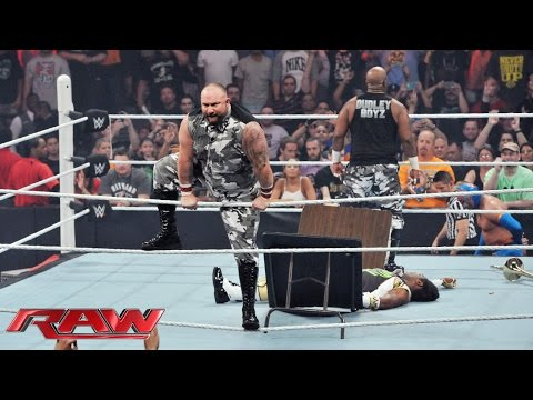 Download The Dudley Boyz Return To WWE: Raw, Aug. 24, 2015 HD Mp4 3GP Video and MP3