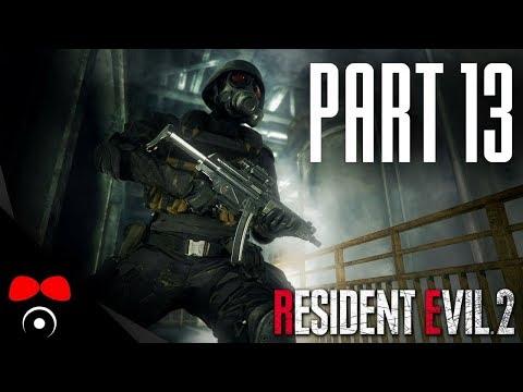 PEČENÝ LICKER! | Resident Evil 2 #13