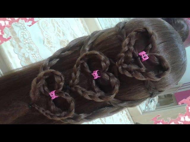 Video Peinados Recogidos Faciles Para Cabello Largo Bonitos Y