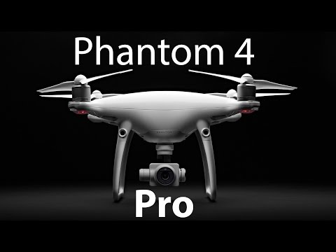 DJI Phantom 4 Pro Drone Review (vs Mavic, Phantom 4)