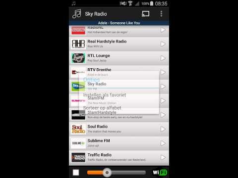 Video of FM Nederland