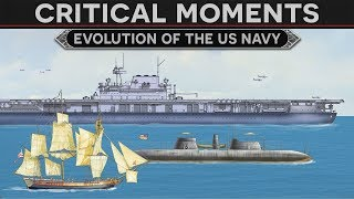 How Did the US Navy Get So Powerful? - Evolution from the 13 Colonies to WWII
