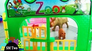 Đồ chơi cho trẻ em - Làm sở thú đơn giản cho trẻ tại nhà | SM Two