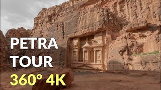 Petra - 360 VR video - A Wonder of the World