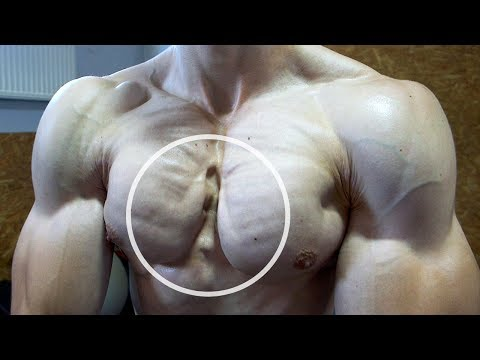 Mięśnie podczas masażu głowy