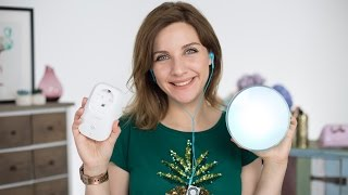 Favori Teknolojik Ürünlerim | Selfie Işığı, Su Geçirmez Mp3 Çalar, Akıllı Priz