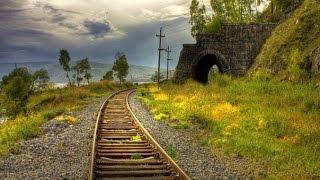 Ширина железнодорожной колеи. Откуда она взялась