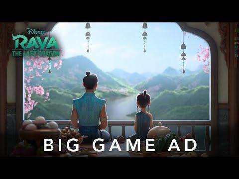 Raya and the Last Dragon | Big Game Ad