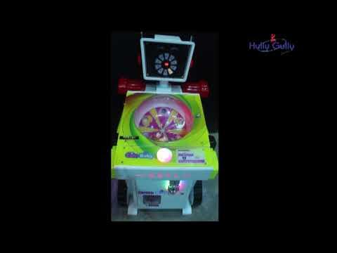 Lollipop Candy Arcade Game Machine