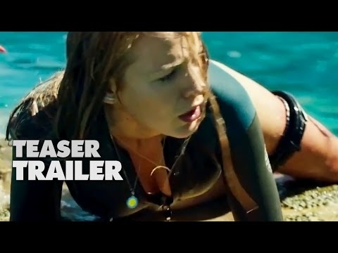 The Shallows - Official Film Teaser Trailer 2016 - Blake Lively Thriller Movie HD