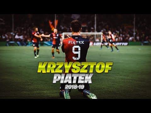 "Krzysztof Piatek All Goals for Genoa! """"The GoalMaster of SerieA""   2018/2019  HD "