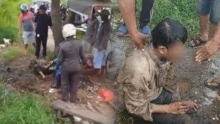 Pria Tiba-tiba Ngamuk dan Makan Tanah di Banjarmasin, Ternyata Makan Tanah Baik untuk Kesehatan