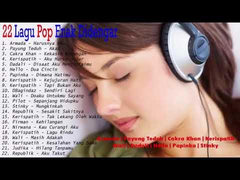 Lagu Enak Didengar Waktu Kerja 2019   Lagu Pop Indonesia Terbaik Sepanjang Masa