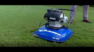 Bluebird Hover Mower - Nothing Between You and the Perfect Cut