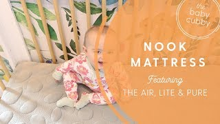 Nook Crib Mattress Review: What makes it different?