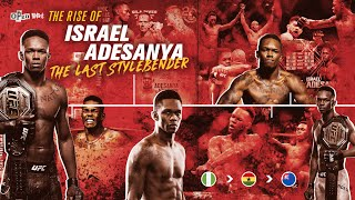 The Rise of Israel Adesanya: Undefeated UFC Middleweight Champion | Open Mat