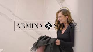 Celina Pompeani, The New Face of Armina Stone