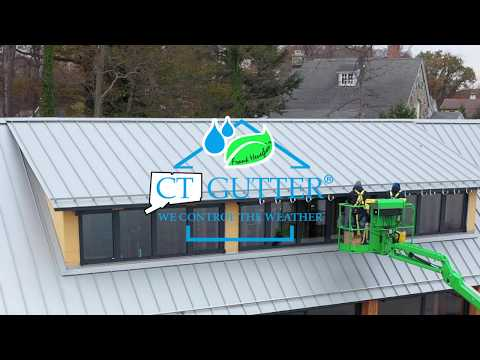 Residential Gutter Installation | Norwalk, CT