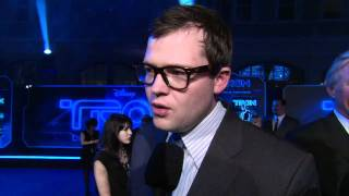 TRON: LEGACY - LA World Premiere - Interview with Justin Springer: Co-Producer - 12/11/10