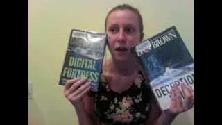 Dan Brown- Digital Fortress and Deception Point