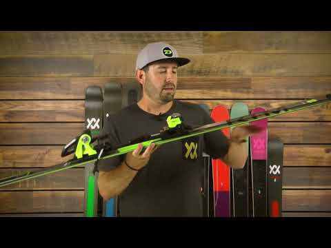 Volkl RTM84 Skis- Men's 2019 Review