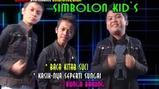 Simbolon Kids - Baca Kitab Suci, Kasihnya Seperti Sungai, Bunga Bakung (Official Lyric Video)