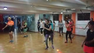 Canta VI EM en Tabarelli Trainning Center de Luque Paraguay