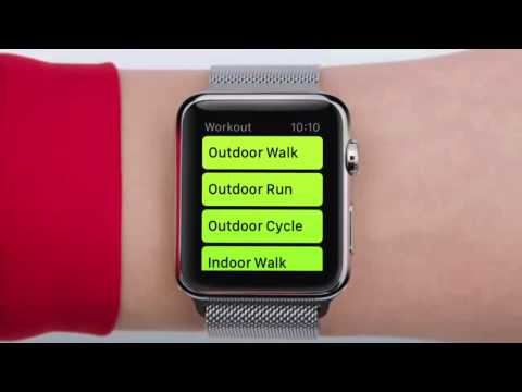 Apple Watch — Guided Tour  Siri   IT