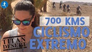 Titan Desert 2018: casi 700 kilómetros de ciclismo por el desierto de Marruecos