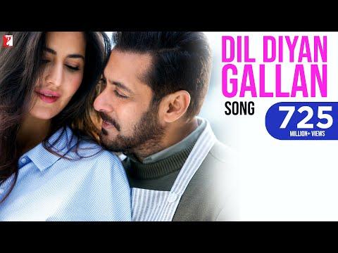 Download Dil Diyan Gallan Song | Tiger Zinda Hai | Salman Khan | Katrina Kaif | Atif Aslam HD Video