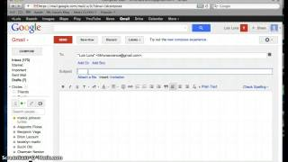 How to email yourself a file