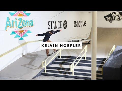 Kelvin Hoefler | TransWorld SKATEboarding