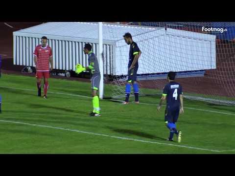 Double arrêt Hetor Castillo (FC Auvernier)