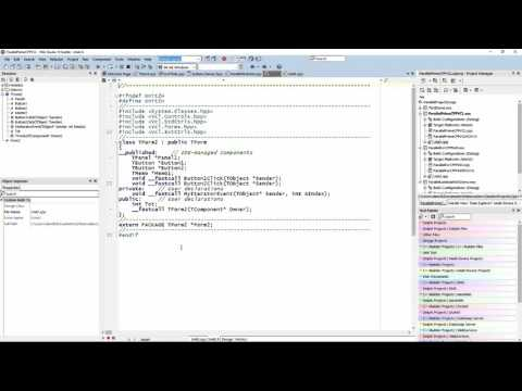 C++Builder: Videos and Tutorials - Embarcadero