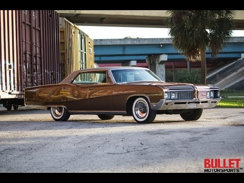 1968 Buick Electra 225 Test Drive & Walkaround