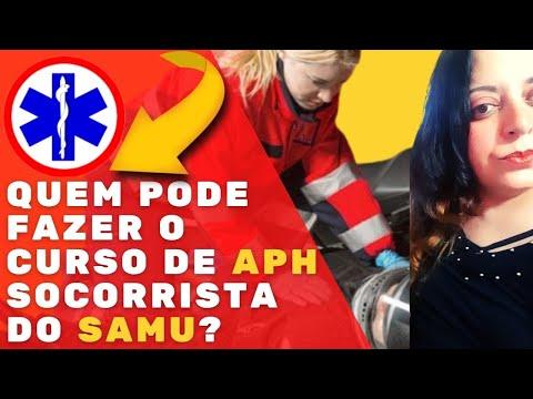 curso de aph online emergência 1 treinamentos